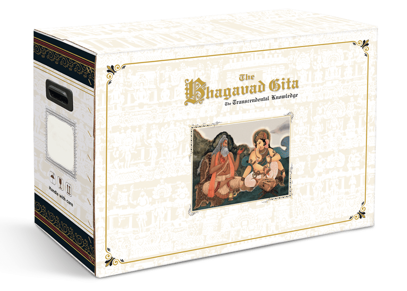 buy bhagavad gita book in hindi with wooden stand
