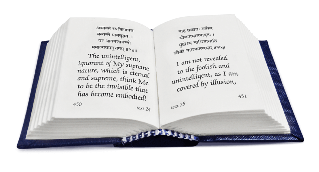 smallest gita english
