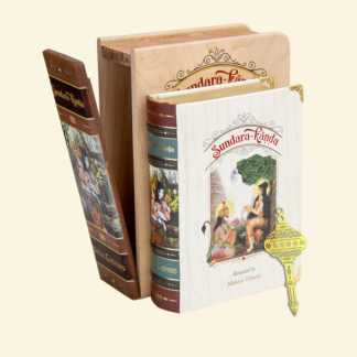 Sundarakanda – Wooden Boxed Edition A7 Size Book