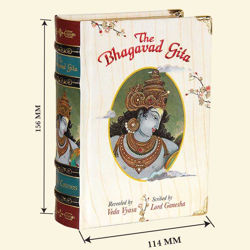mini bhagavad gita in english